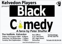 2012 - Black Comedy