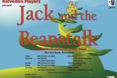 Beanstalk A0 Poster