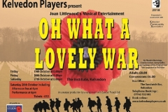 Lovely War Poster A0 outlined