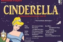 Cinderella A0 Poster