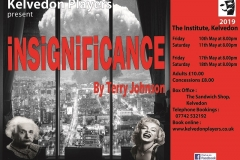 Insignificance A0 Poster
