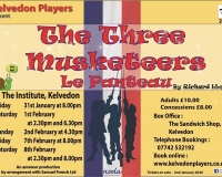 2020 - The Three Musketeers - Le Panteau