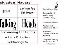 2009 - Talking Heads